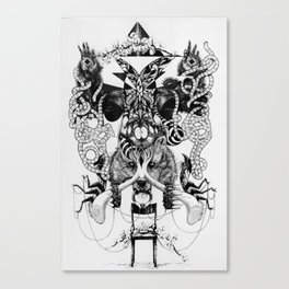 atua Canvas Print