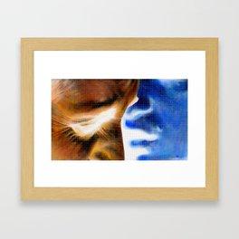 HotCold Framed Art Print