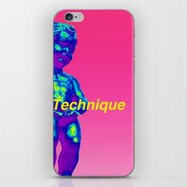NewOrder Manneken Pis Technique iPhone Skin