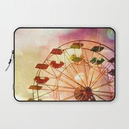 Carnival Ferris Wheel Laptop Sleeve