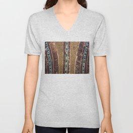 Mansi folk pattern Unisex V-Neck