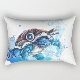 Hydro Pump Rectangular Pillow