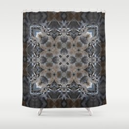 The Roo Experience Shower Curtain