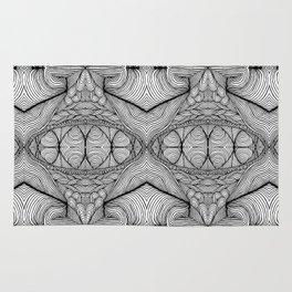 Zentangle #10 Rug