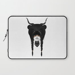 Bear Warrior Laptop Sleeve