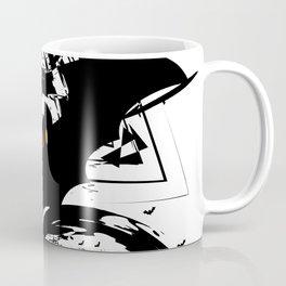 Bats ink splash Coffee Mug