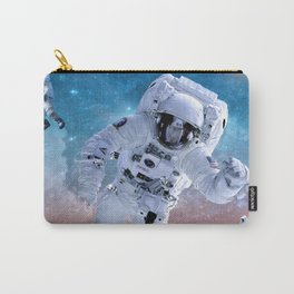 space astronaut Carry-All Pouch
