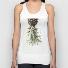 Tropical Holiday Unisex Tank Top