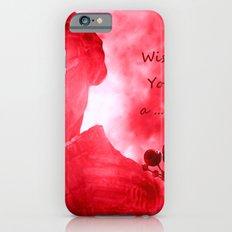 Wish You a ........ iPhone 6s Slim Case