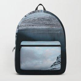 Iceland Mountain Reflection - Landscape Photography Backpack
