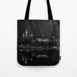 Wawel Castle Tote Bag