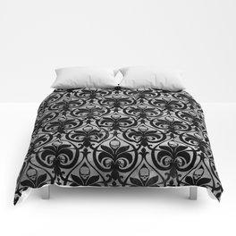 Dark D Comforters