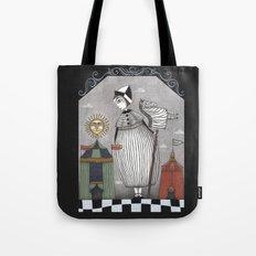 A Circus Story Tote Bag