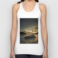 monsters Tank Tops featuring Monsters by HappyMelvin