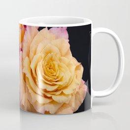 Orange Free Spirit Roses Coffee Mug