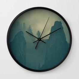 Yosemite National Park, California Wall Clock
