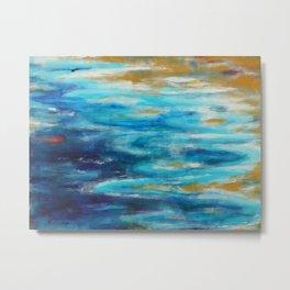 Sea Lullaby Metal Print