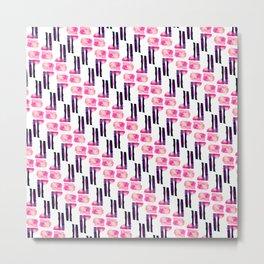 Pattern 108 Metal Print