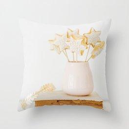 Christmas home decorations VIII. Minimalistic print - fine art photography Art Print Throw Pillow