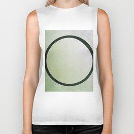 bruised circle Biker Tank