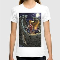 night sky T-shirts featuring Night Sky by Jim Vargas Illustrations