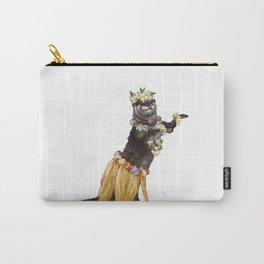 Otter the Hawaiian Dancer Carry-All Pouch