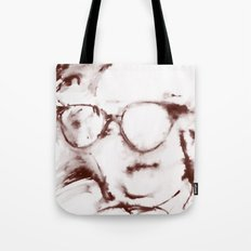 The Visionary Sepia Tote Bag