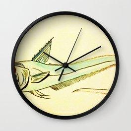 The Underdog Wall Clock