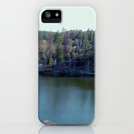 Lake Gregory iPhone Case