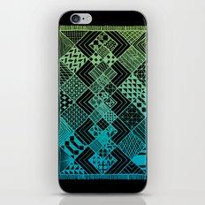 Carpet Ride iPhone & iPod Skin