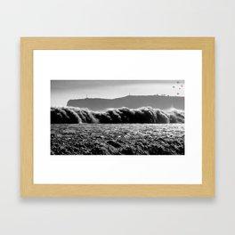 Big Day in Coronado Framed Art Print