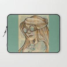 Iron Woman 1 Laptop Sleeve