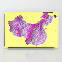 china iPad Cases featuring China by mthbt