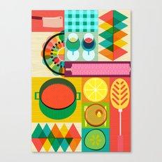 Wondercook Canvas Print