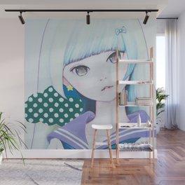 「Quiet Summer」 Wall Mural