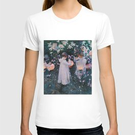 Carnation, Lily, Lily, Rose T-shirt