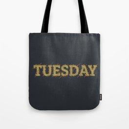 Tuesday Tote Bag