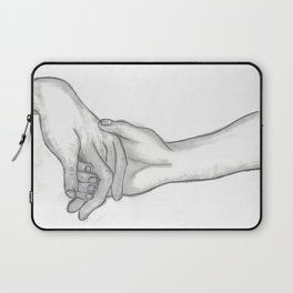 Hand in Hand Laptop Sleeve
