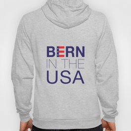 BERN IN THE USA (Stars and Stripes) Hoody