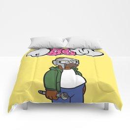 Sofa King Comforters