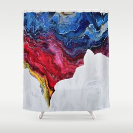 Glace Shower Curtain