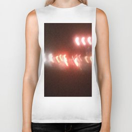Abstracte Light Art in the Dark 9 Biker Tank