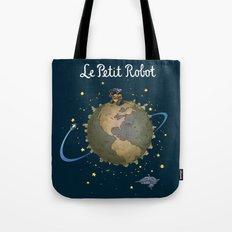 Le Petit Robot Tote Bag