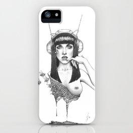 Melissae iPhone Case