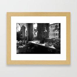 Insurrection 01 Framed Art Print