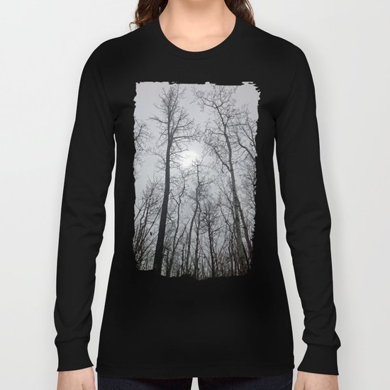 Bare Trees  series (2) Long Sleeve T-shirt