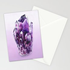 Amethyst Stationery Cards