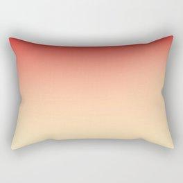 FLESH / Plain Soft Mood Color Blends / iPhone Case Rectangular Pillow