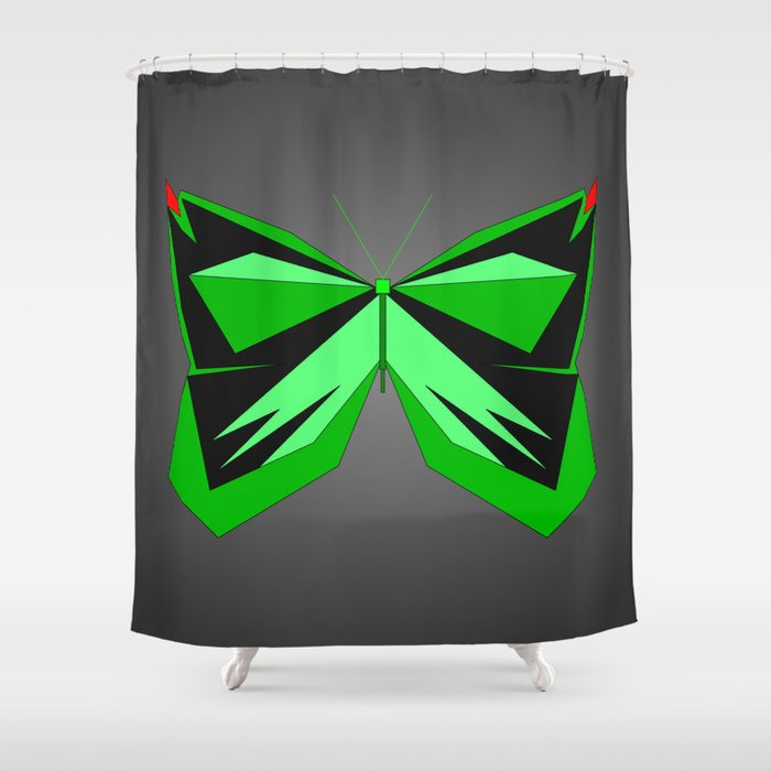 Verdefly Shower Curtain