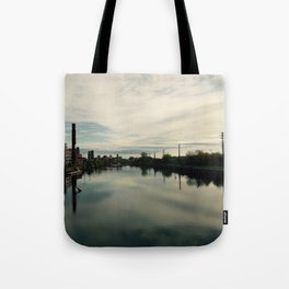 Canal Tote Bag